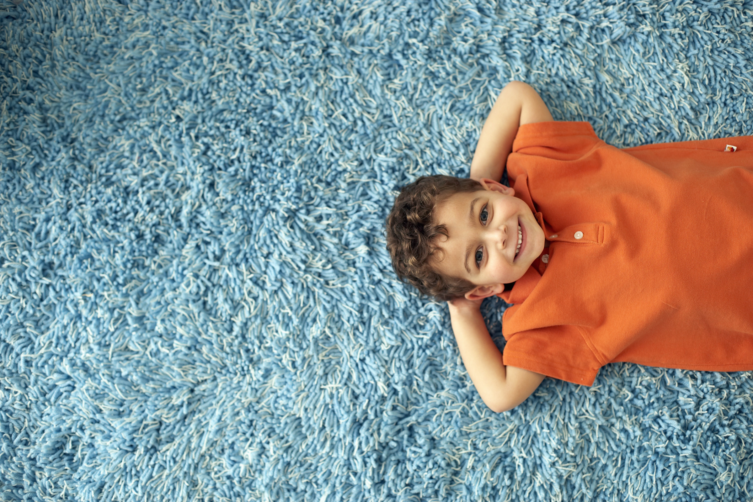 Carpet_and_child